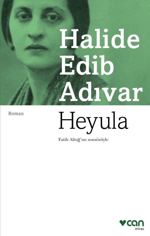 Heyula - Halide Edib Adıvar pdf epub