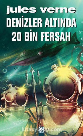 Denizler Altında 20 Bin Fersah - Jules Verne pdf epub