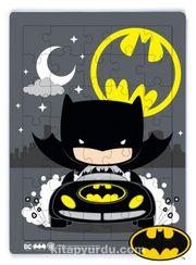 Batman - Batmobile Ahşap Puzzle 35 Parça (KOP-BT003 - XXXV)