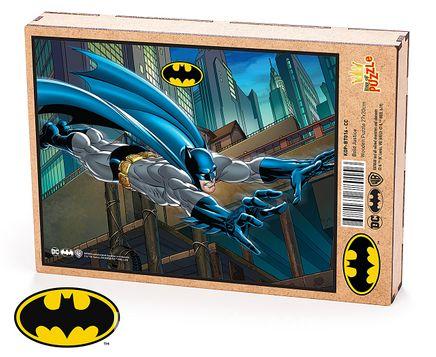Batman - Bold Justice Ahşap Puzzle 204 Parça (KOP-BT016 - CC) Lisanslı Ürün