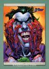 Full Frame Kanvas Poster Magnetli - Joker - Bloody Hands (FF-JK007) Lisanslı Ürün