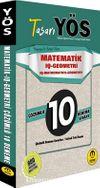 YÖS Matematik - IQ Geometri Çözümlü 10 Deneme