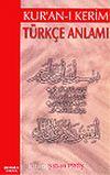 Kur'an-ı Kerim Türkçe Anlamı (Cep Boy metinsiz)