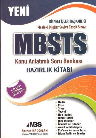 MBSTS Konu Anlatımlı Soru Bankası Hazırlık Kitabı - Ferhat Erdoğan pdf epub