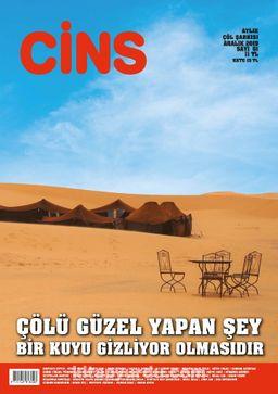 Cins Aylık Kültür Dergisi Sayı:51 Aralık 2019
