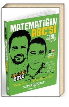 2020 DGS ALES Matematiğin Abc'si Temel Matematik 1. Kitap
