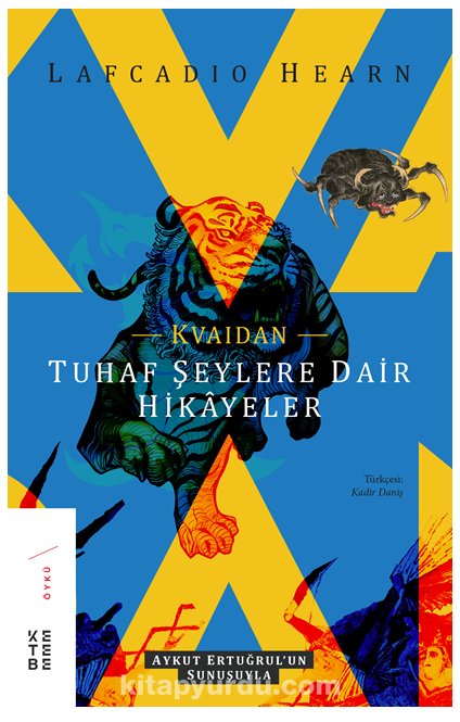 KvaidanTuhaf Şeylere Dair Hikayeler - Lafcadio Hearn pdf epub