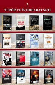 Terör ve İstihbarat Seti (16 Kitap)