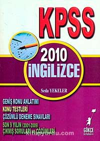 KPSS İngilizce - Seda Yekeler pdf epub