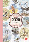 Kırmızı Kedi 2020 Ajandası & Edebiyatta Kuşlar