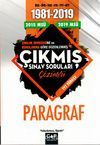 TYT Türkçe Paragraf Çözümlü Çıkmış Sınav Soruları
