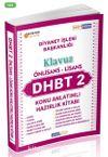 2020 DHBT 2 Önlisans Konu Anlatımlı Soru Bankası