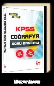 2020 KPSS Coğrafya Soru Bankası