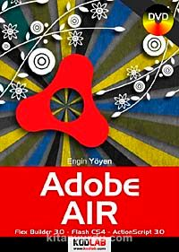 Adobe AIR (DVD Ekli) - Engin Yöyen pdf epub