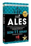 2020 ALES VIP Tamamı Çözümlü Son 11 Sınav Çıkmış Sorular