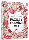 2020 Fazilet Takvimi Yurtiçi 2. Bölge Ciltli Takvim (10x14)
