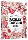 2020 Fazilet Takvimi Yurtiçi 2. Bölge Ciltli Takvim (2.hamur) (10x14)