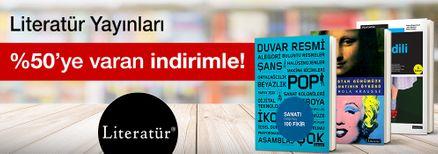 Literatür Yayınları %50'ye varan indirimle!
