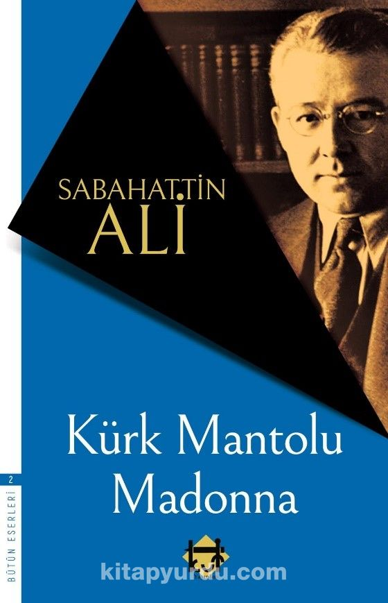 Kürk Mantolu Madonna - Sabahattin Ali pdf epub