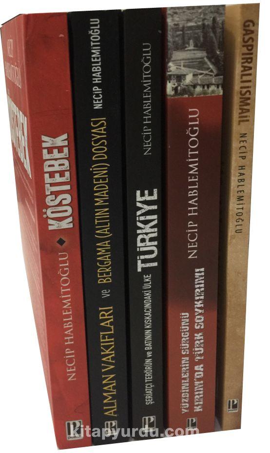 Necip Hablemitoğlu Seti (4 Kitap+ Gaspıralı İsmail Kitabı Hediye) - Necip Hablemitoğlu pdf epub
