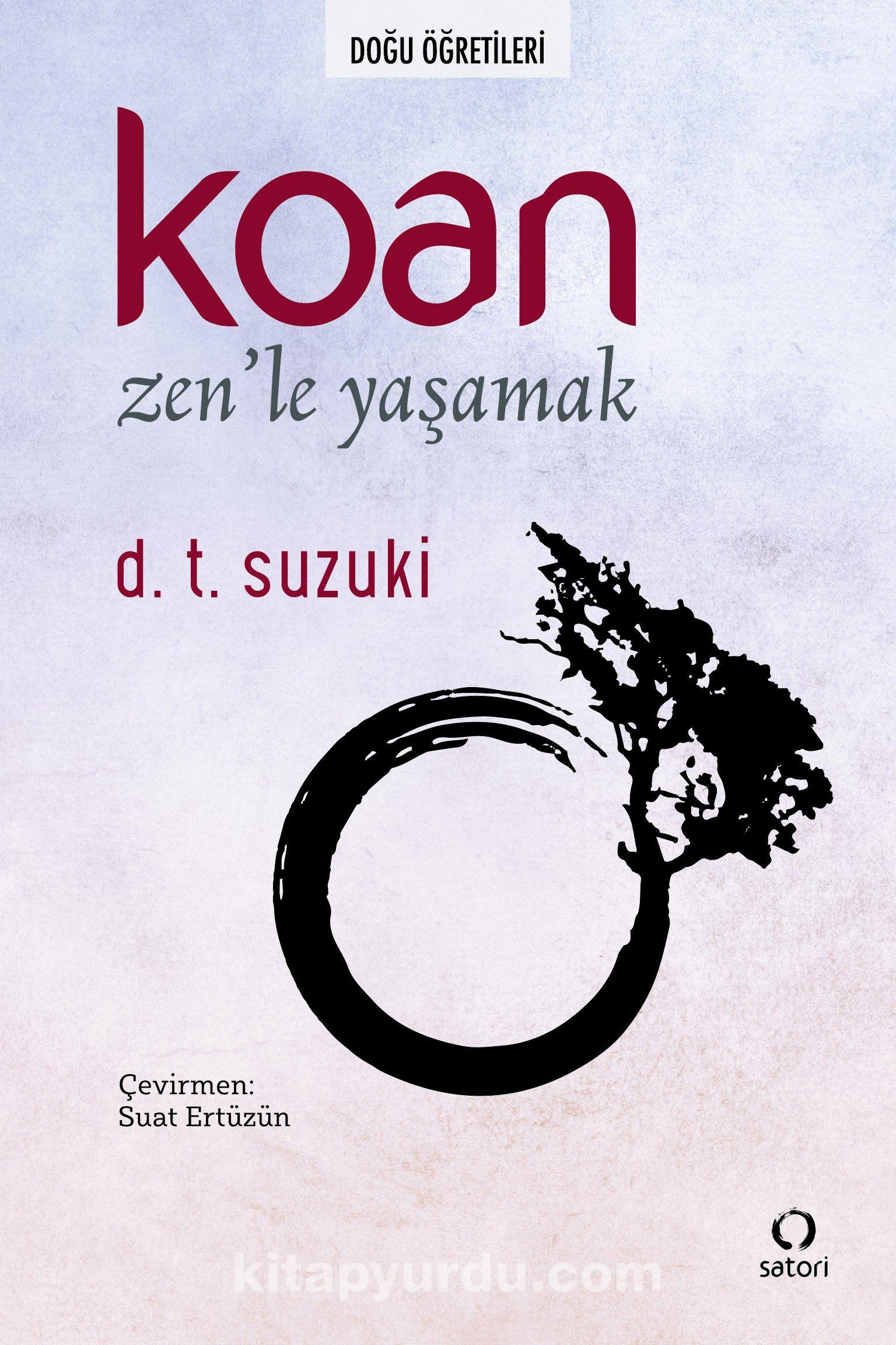 KoanZen'le Yaşamak - D. T. Suzuki pdf epub