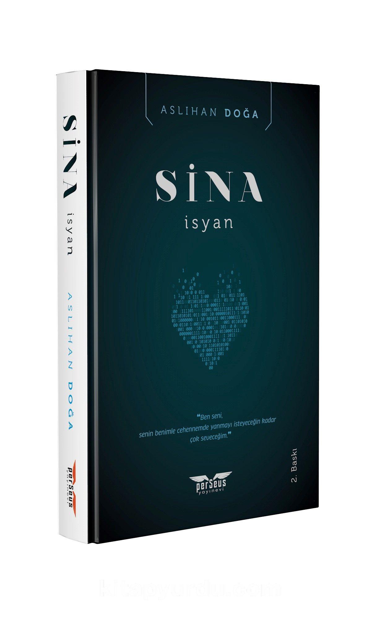 Sinaİsyan - Aslıhan Doğa pdf epub