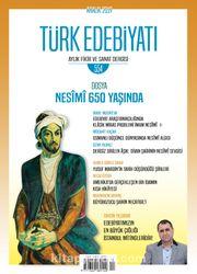 Türk Edebiyatı Aylık Fikir ve Sanat Dergisi Sayı: 554 Aralık 2019