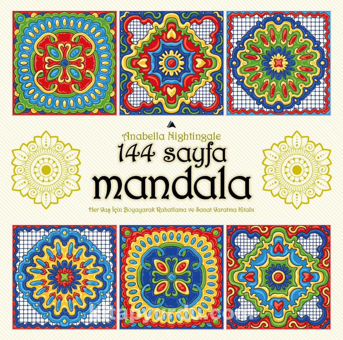 144 Sayfa Mandala Anabella Nightingale Kitapyurdu Com