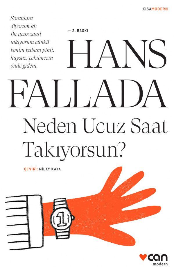 Neden Ucuz Saat Takıyorsun (Kısa Modern) - Hans Fallada pdf epub