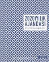 Ayşe Arman İyilik Ajandası 2020 (Mavi)