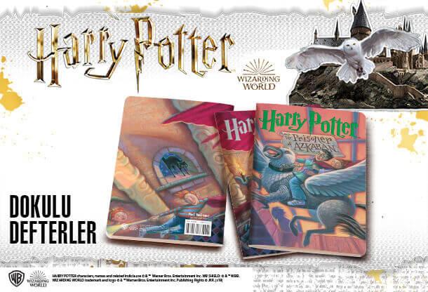 Harry Poter Defterler