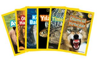 Vahşi Hayvanlar Seti (6 Kitap) - Kollektif pdf epub