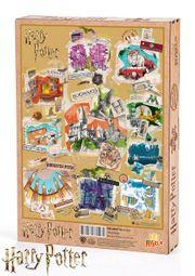 Harry Potter - Location Ahşap Puzzle 1000 Parça (KOP-HP047 - M)