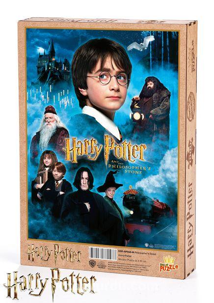 Harry Potter - Philosopher's Stone Ahşap Puzzle 1000 Parça (KOP-HP048 - M) Lisanslı Ürün