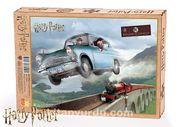 Harry Potter - Hogwart's Express Ahşap Puzzle 500 Parça (KOP-HP050 - D )
