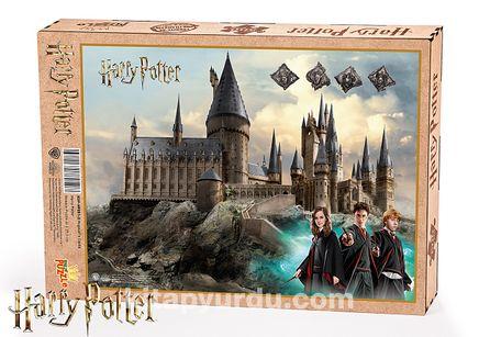 Harry Potter - Hogwarts Castle Ahşap Puzzle 500 Parça (KOP-HP051 - D) Lisanslı Ürün