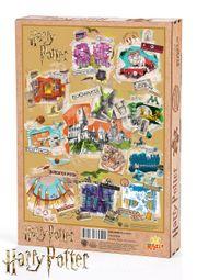 Harry Potter - Location Ahşap Puzzle 500 Parça (KOP-HP052 - D)