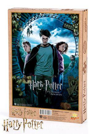 Harry Potter - Prisoner of Azkaban Ahşap Puzzle 500 Parça (KOP-HP054 - D) Lisanslı Ürün