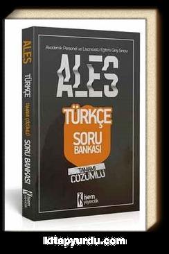 2020 ALES Türkçe Sözel Yetenek Tamamı Çözümlü Soru Bankası