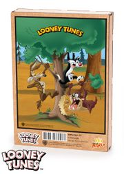 Looney Tunes - In the Jungle Ahşap Puzzle 204 Parça (KOP-LT029 - CC)