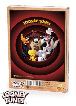 Looney Tunes - That's All Folks Ahşap Puzzle 204 Parça (KOP-LT028 - CC ) Lisanslı Ürün