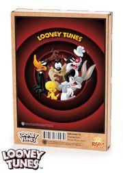 Looney Tunes - That's All Folks Ahşap Puzzle 204 Parça (KOP-LT028 - CC )