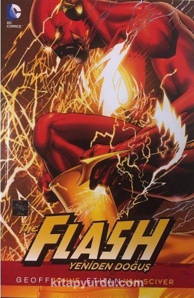 Flash Yeniden Doğuş - Geoff Johns pdf epub