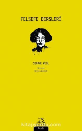 Felsefe Dersleri - Simone Weil pdf epub
