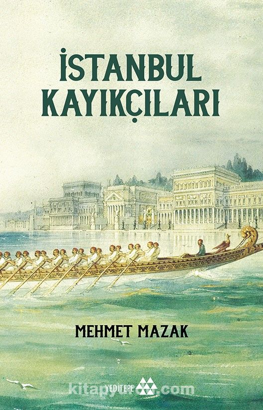 İstanbul Kayıkçıları - Mehmet Mazak pdf epub