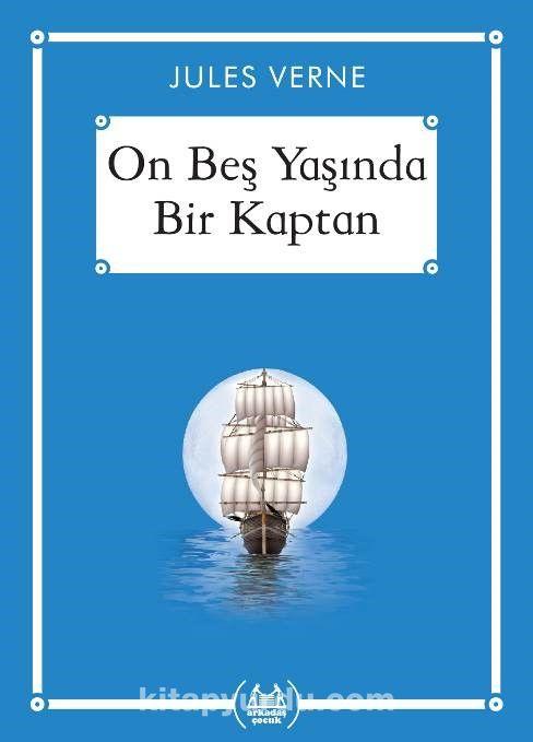 On Beş Yaşında Bir Kaptan (Gökkuşağı Cep Kitap) - Jules Verne pdf epub