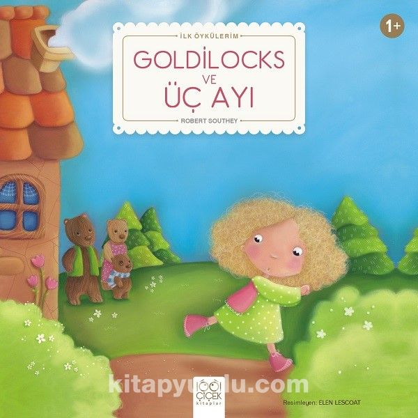 Goldilocks ve Üç Ayı - Robert Southey pdf epub