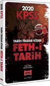 2020 KPSS Feth-i Tarih Tekrar Kitabı