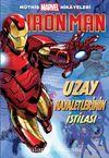 Müthiş Marvel Hikayeleri / Iron Man Uzay Hayaletlerinin Saldırısı