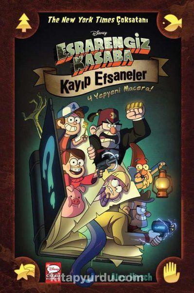 Disney Esrarengiz Kasaba / Kayıp Efsaneler PDF Kitap İndir